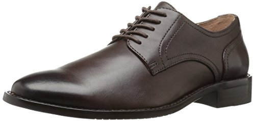 71hFpHgq0TL Plain-toe oxford dress shoe made with full grain leather and quarter topstitching Leather lined