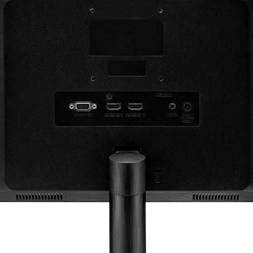 LG 24MK600M-B 24'' Full HD (1920 x 1080) IPS Display with 3-Side Virtually Borderless Design and Radeon FreeSync Technology and Dual HDMI, Black 15