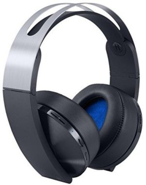 PlayStation Platinum Wireless Headset – PlayStation 4