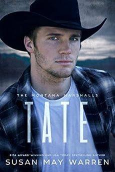 Tate: The Montana Marshalls - An Inspirational Romantic Suspense Family Series by [Warren, Susan May]