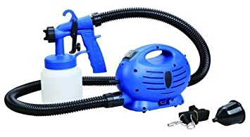 Everything Imported 4in1 Paint Electric Portable Spray Painting Machine Blue