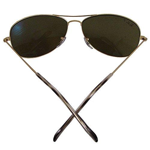 b9028d5c3e5 Ray-Ban RB3562 Chromance Lens Pilot Sunglasses – Shop New York Style ...