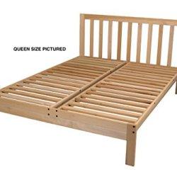 Charleston Platform Bed – Queen