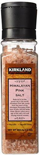 Kirkland Signature Himalayan Pink Salt, 13 Ounce