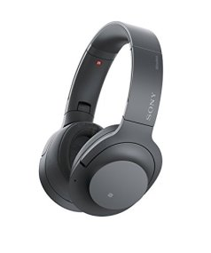 Sony – H900N Hi-Res Noise Cancelling Wireless Headphone Grayish Black  (WHH900N/B)