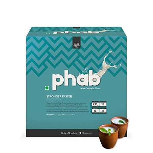 Phab 100% Whey Protein Powder