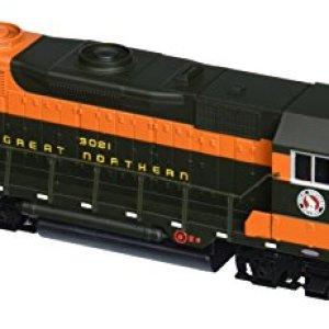 Bachmann Industries E-Z App Smart Phone Controled Great Northern #3021 GP35 Locomotive Train 41imbJyH1JL