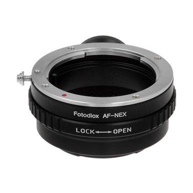 Fotodiox-Lens-Mount-Adapter-Sony-Alpha-DSLR-Minolta-AF-A-type-Lens-to-Sony-Alpha-NEX-E-mount-Camera-fits-Sony-NEX-3-NEX-5-NEX-5N-NEX-7-NEX-7N-NEX-C3-NEX-F3-Sony-Camcorder-NEX-VG10-VG20-FS-100-FS-700