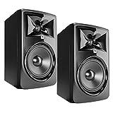 JBL 308P MkII 8' 2-Way Powered Studio Monitor-PAIR