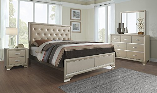 Global S Noelle One Pc Bed Set In Grey Noelle Qb Furniture Showroom
