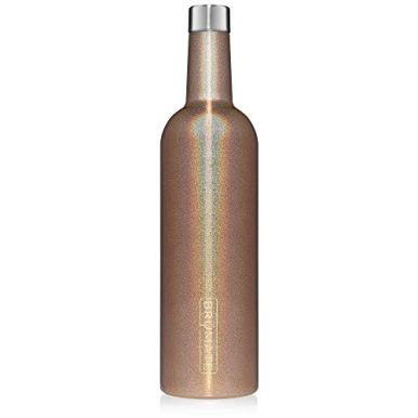 BruMate-Winesulator-25-Oz-Triple-Walled-Insulated-Wine-Canteen-Made-Of-Stainless-Steel-24-hour-Temperature-Retention-Shatterproof-Comes-With-Silicone-Funnel-Glitter-Gold