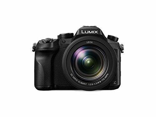 PANASONIC-LUMIX-FZ2500-4K-Point-and-Shoot-Camera-20X-LEICA-DC-Vario-ELMARIT-F28-45-Lens-211-Megapixels-1-Inch-High-Sensitivity-Sensor-422-10-bit-HDMI-Out-DMC-FZ2500-USA-BLACK
