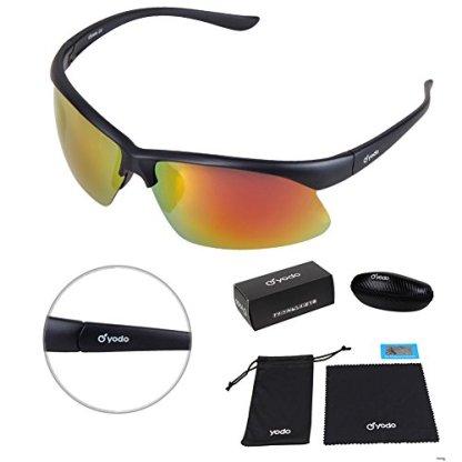 e54409161f Yodo polarizadas Deportes al aire libre gafas de sol para hombres ...