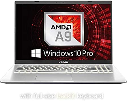 Asus M509 15.6-inch Laptop, AMD A9-9425, 8 GB RAM, 256 GB SSD, Windows 10 Pro