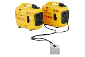 Kipor Power Systems IG1000P Gasoline Digital Generator