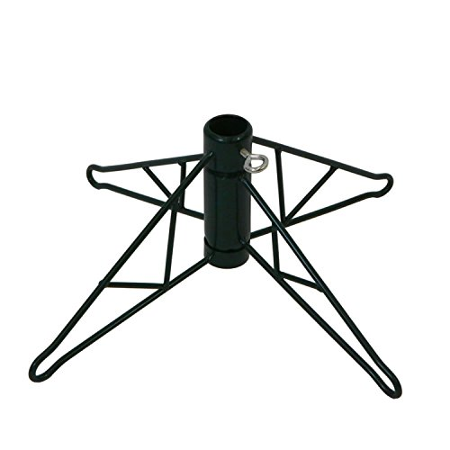 Northlight Green Metal Christmas Tree Stand for 12'-15' Artificial Trees