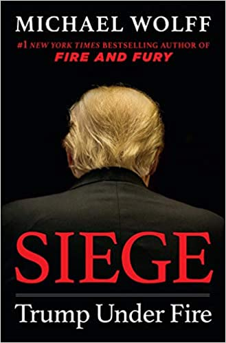 Siege book cover image