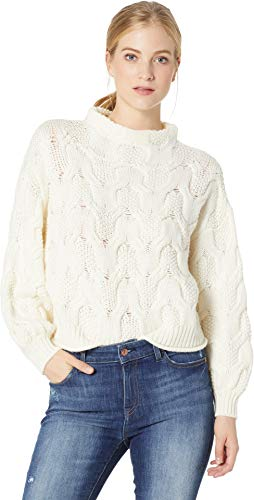 71NyZeD7MeL Joie Size Guide   Wrap yourself in warmth and classic style with the Joie® Minava sweater.