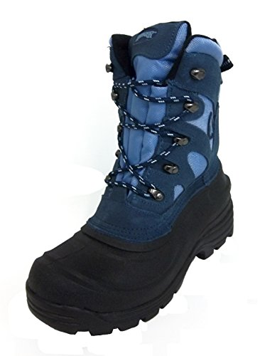 Norcross Ranger Womens A698 Lark Snow Boot Blue (11)