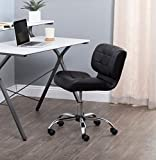 Product review for Calico Designs 10658 Modern Black Crest Office Chair, Black