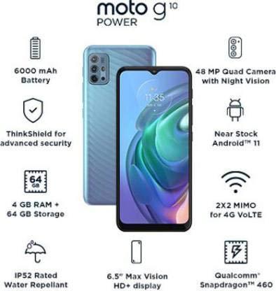 Moto G10 Power : phone under 10000