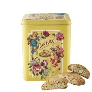 Gadeschi Cantucci Italian Biscuits and Tin 500g 41jeBfbJ BL