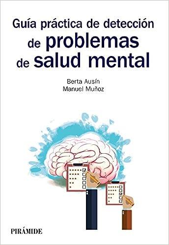 Guía práctica de detección de problemas de salud mental (Manuales prácticos)