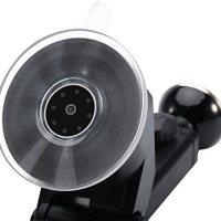 Baseus SULX-0S Solid Teleskopik Vantuzlu Mıknatıslı Torpido Versiyon Araç İçi Telefon Tutucu, Gümüş 17