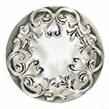 Yankee Candle Illuma-lid Topper Everyday Metal Flat Scroll
