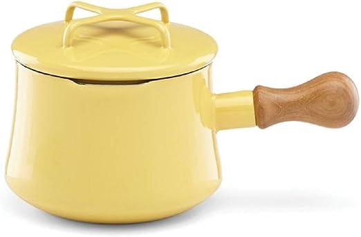 Dansk Yellow Kobenstyle Saucepan - 1 qt