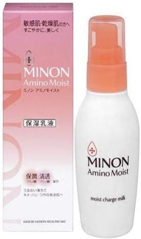 Amazon | 【2本】ミノン アミノモイスト モイストチャージミルク(保湿乳液)100gx2本 (4987107616524-2) | ミノンアミノモイスト  | 保湿乳液・クリーム 通販