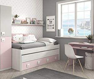 Completa Dormitorio Juvenil