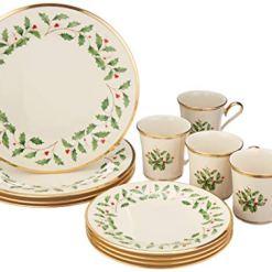Lenox-Holiday-12-Piece-Dinnerware-Set