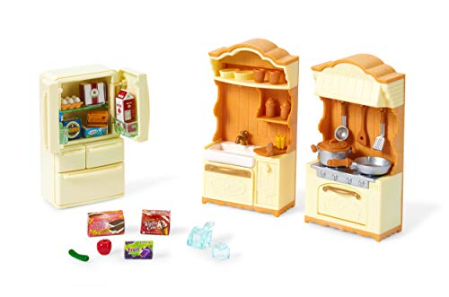 Calico Critters Kitchen Play Set - LOW PRICE!