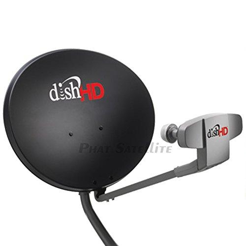 Dish Network 1000.2 Dish 110, 119, 129 Satellites High Definition Dish