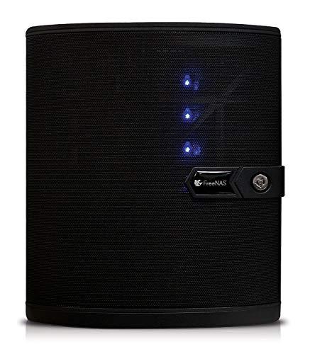 FreeNAS Mini (4TB) 4 Bay Compact NAS Storage with ZFS. 8-Core 2.4GHz Processor, 16GB RAM