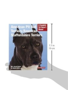 American-Pit-Bull-TerriersAmerican-Staffordshire-Terriers-Complete-Pet-Owners-Manuals-Paperback--March-1-2010