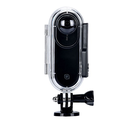 Accessories for Insta360 ONE Action Camera, Waterproof Housing Protective Case for Insta360 ONE Action Camera 40M Underwater Diving shell