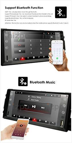 hizpo-62-Inch-2-Din-Car-Navigation-Android-10-Touch-Screen-DVD-Player-AM-FM-Radio-Fit-f-or-Toyota-RAV4-Corolla-Camry-Tundra-4Runner-Previa-Highlander-Yaris-Prado-Hilux-Reversing-Backup-Camera