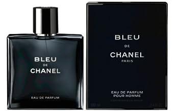 Bleu De Chanel for Men Eau De Toilette Spray 3.4oz