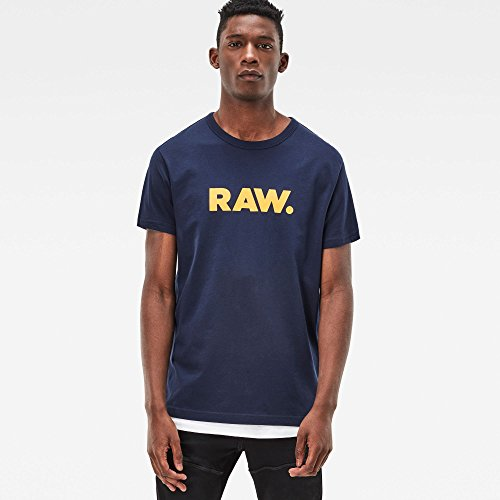 41kPHqv979L While a woven label towards the hip adds the G-Star Raw mark of quality. Throw it on for day and night Cut from lightweight jersey that feels great against the body