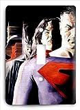 Elder Justice League - Superman Batman Wonderman Flash Light Switch Cover