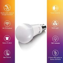 SYSKA-Wi-Fi-Enabled-Smart-LED-Bulb-B22-9-Watt-16-Million-Colors-Compatible-with-Amazon-Alexa-and-Google-Assistant