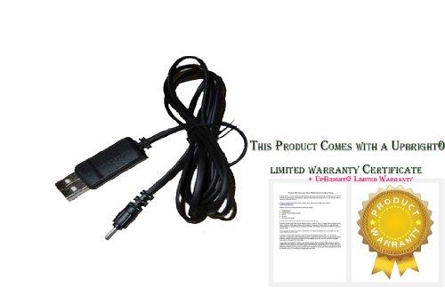 UpBright NEW USB PC Charging Cable PC Laptop Charger Power Cord For Craig Electronics CLP293 14' Slimbook Netbook CLP293-BK CLP293-BL CLP293-RD CLP293-PL ICRAIG, CLP290c CLP290c-BL CLP290c RD