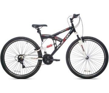 Kent DS Flexor Dual Suspension Bike