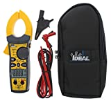IDEAL INDUSTRIES INC. 61-765 660 Amp TightSight Clamp Meter AC/DC with TRMS