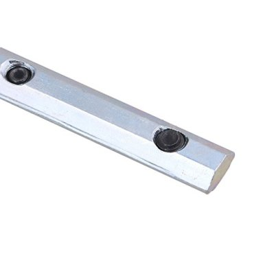 PZRT-4-Pack-2020-Series-Aluminum-Profile-Straight-Line-ConnectorLength-39-Inch-Bracket-Fastener-with-M5-Screwfor-T-Slot-6mm-Aluminum-Extrusion-Profile-Connect-Parts