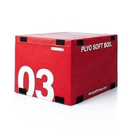 Escape Plyo suave caja nivel 3, 60 cm