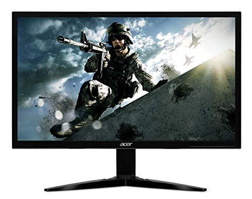Acer 23.6 inch FHD 165Hz Gaming Monitor I 300nits Brightness I AMD Free Sync I 2 x HDMI (2.0) 1 x Display Port (Model : KG241QS)