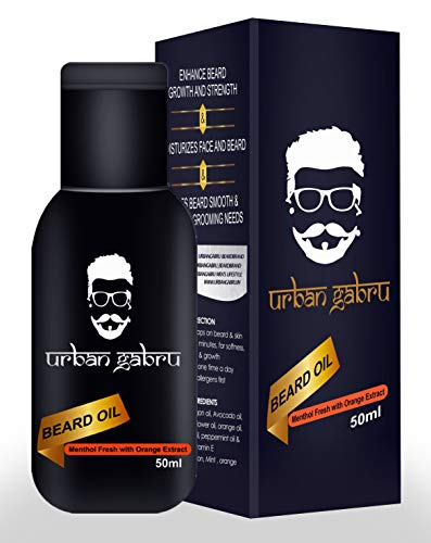 UrbanGabru Beard Oil - 50ml 17